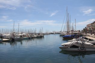 Cannes Old Port