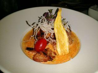 Hilton Seychelles Labriz Resort Dinner
