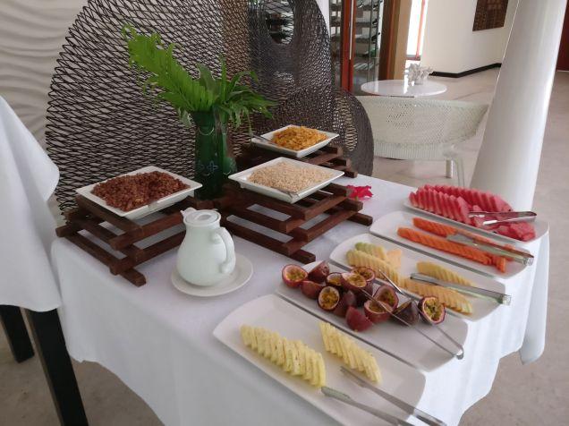 Hilton Seychelles Labriz Resort Executive Breakfast