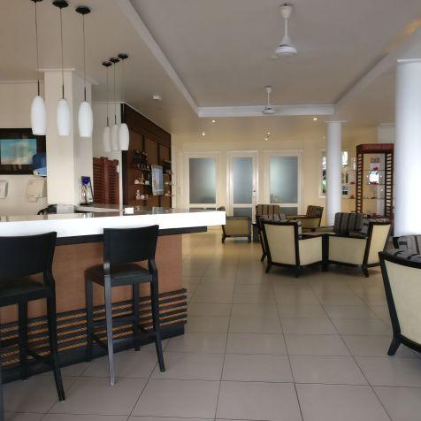 Hilton Seychelles Labriz Resort Jetty