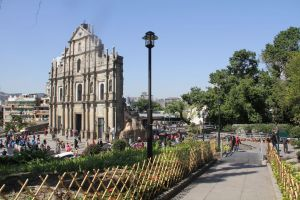 Macao Saint Paul's Ruins