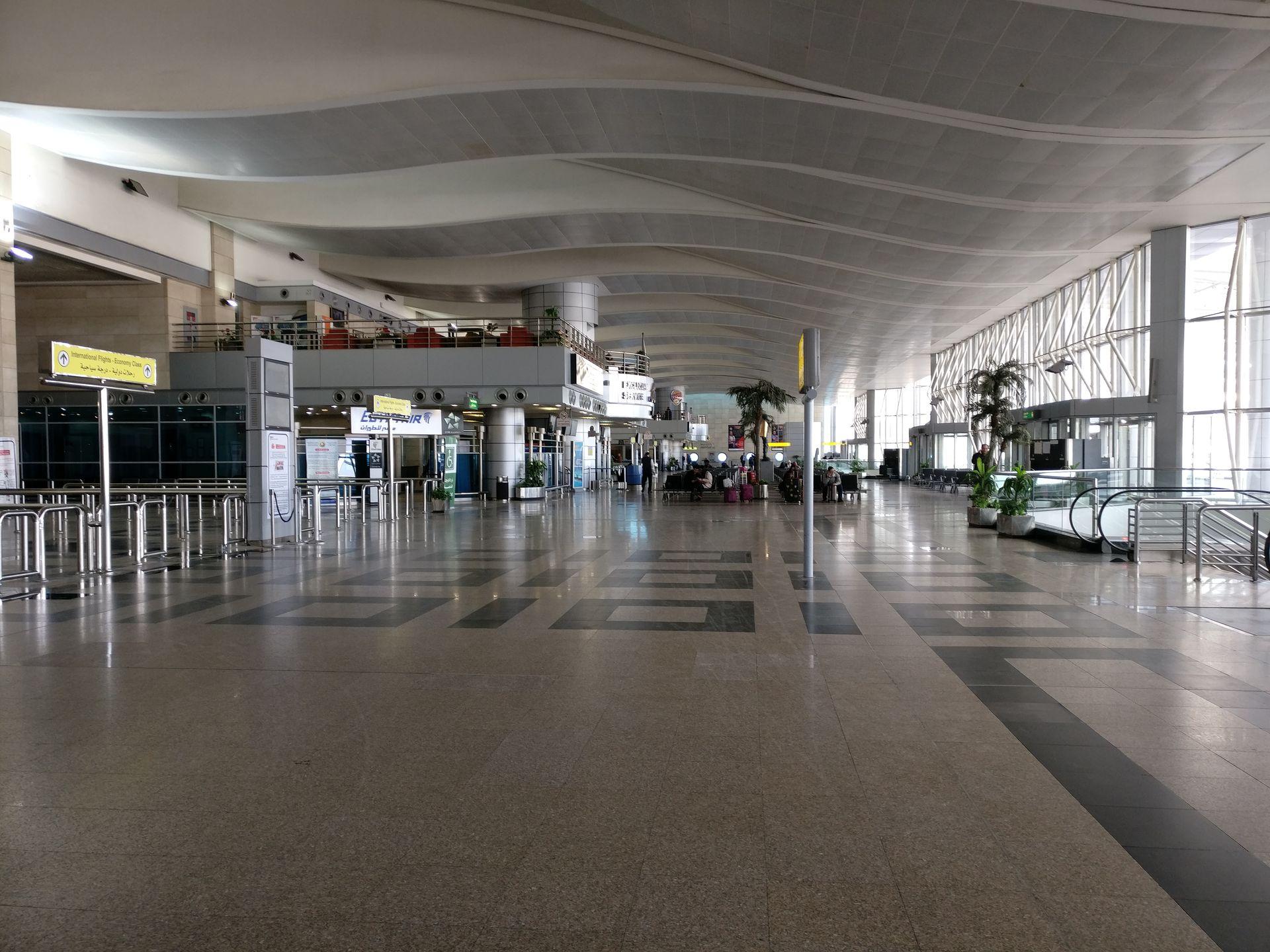 Cairo Airport Terminal