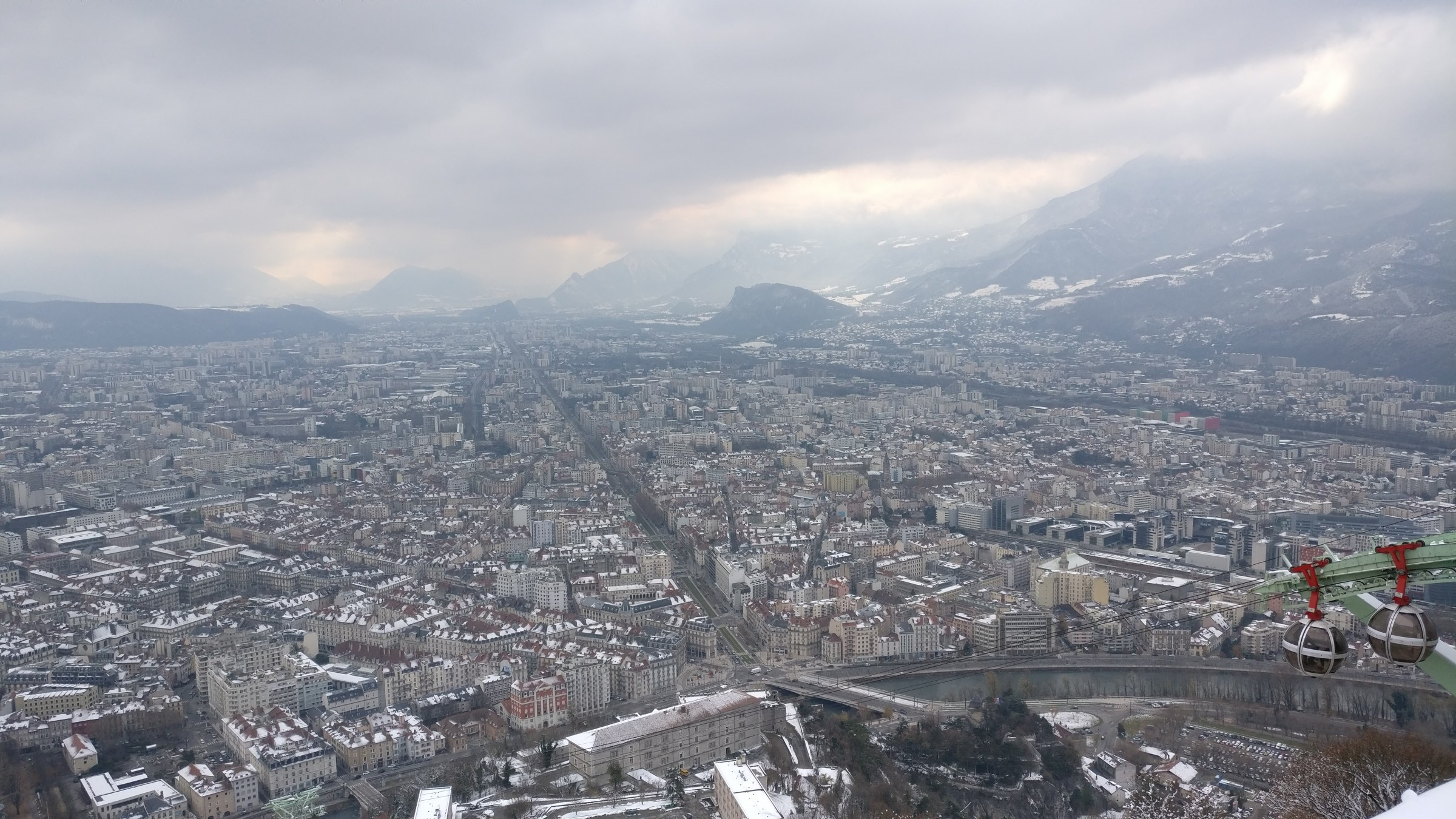 Grenoble View Point