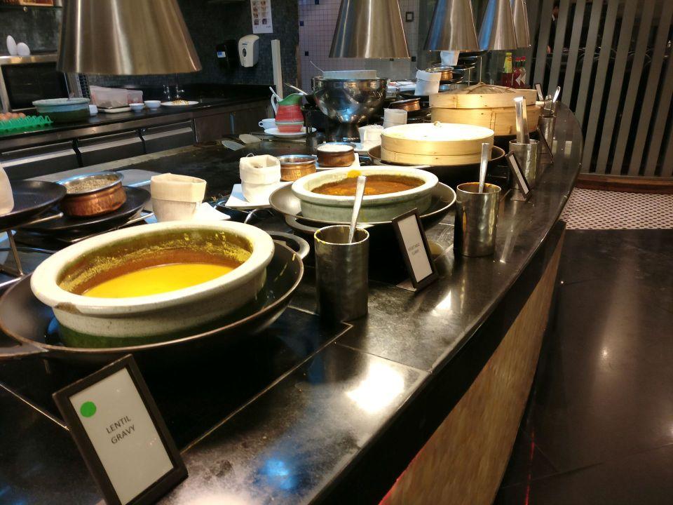Hilton Petaling Jaya Breakfast