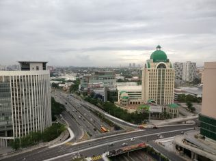 Hilton Petaling Jaya Executive Lounge View