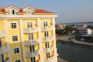 Hotel Royal Hoi An Grand Deluxe Room View