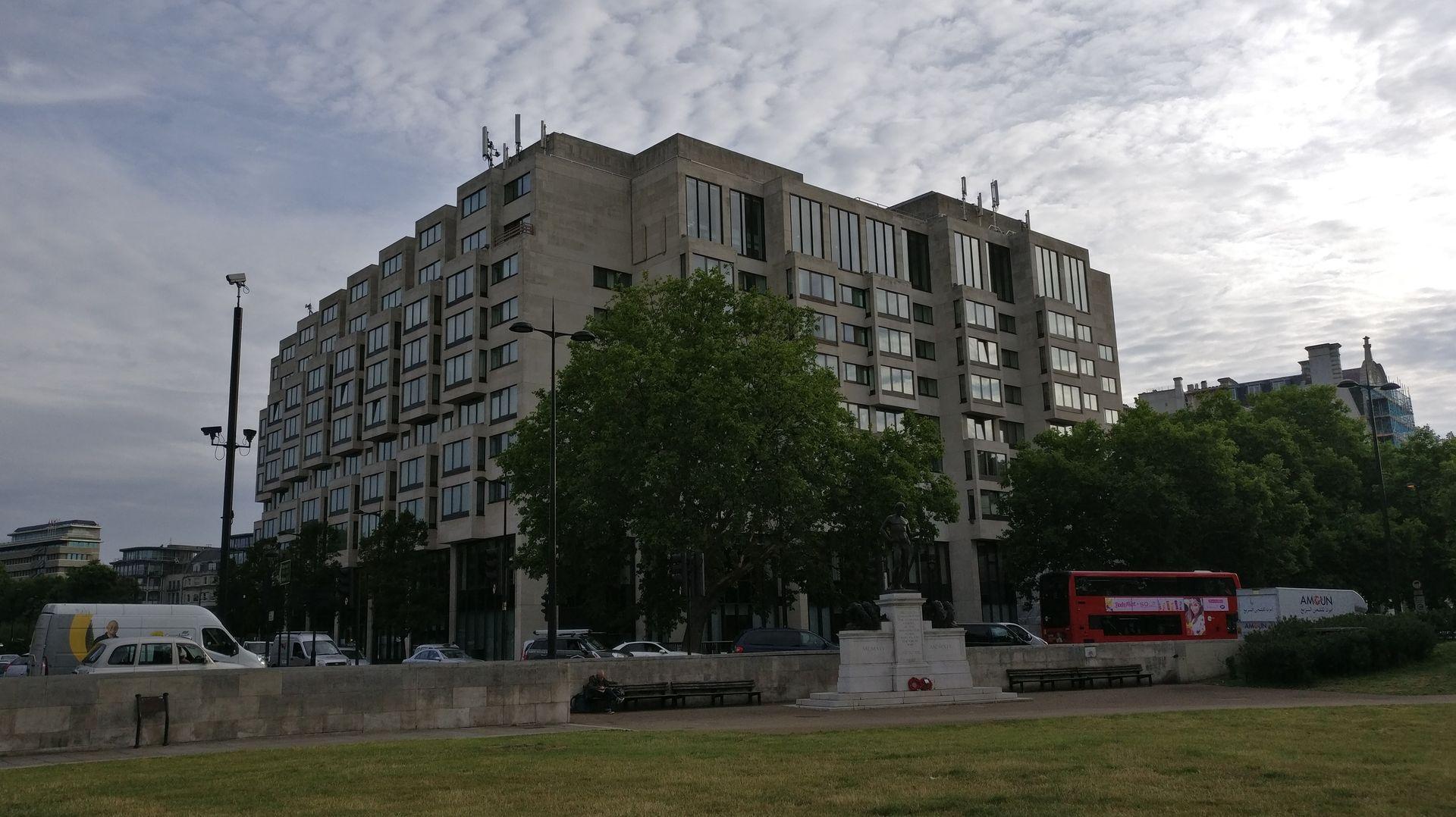 InterContinental London Park Lane Exterior