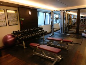 InterContinental London Park Lane Gym