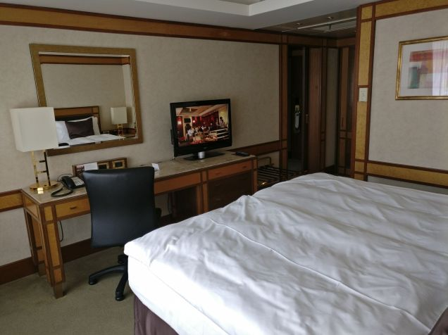 InterContinental Prague Junior Suite Bedroom