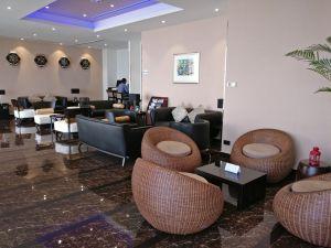 Oman Air Lounge Muscat Seating