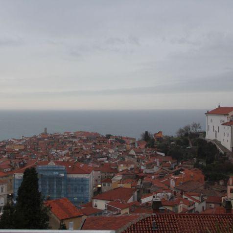 Piran Skyline