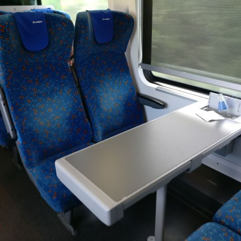 Railjet Second Class