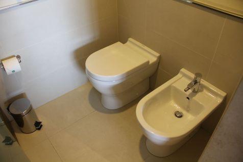 Arakur Resort Ushuaia Sea View Room Bathroom