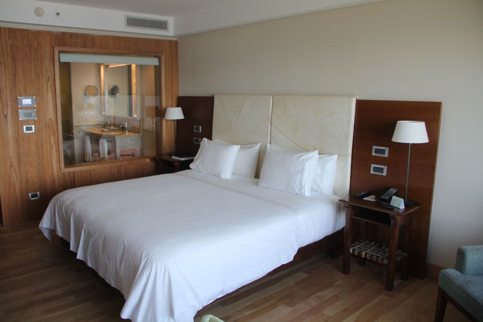 Arakur Resort Ushuaia Sea View Room
