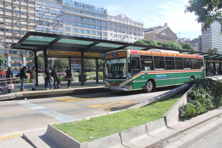 Buenos Aires MetroBus