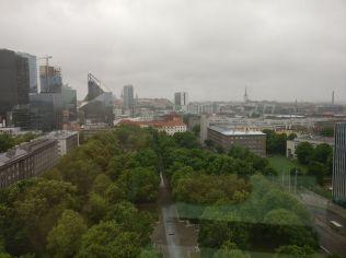 Hilton Tallinn Park Executive Lounge View