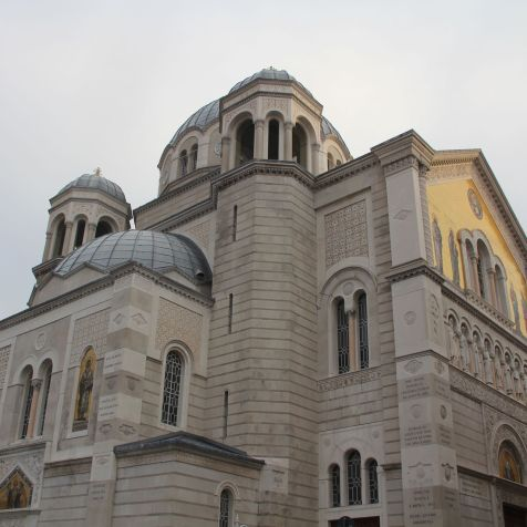 Saint Spyridon Church Triest