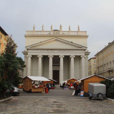 Sant_Antonio Taumaturgo Church Triest
