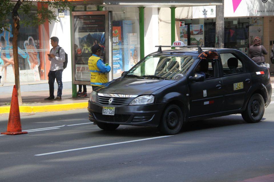 Taxi Lima