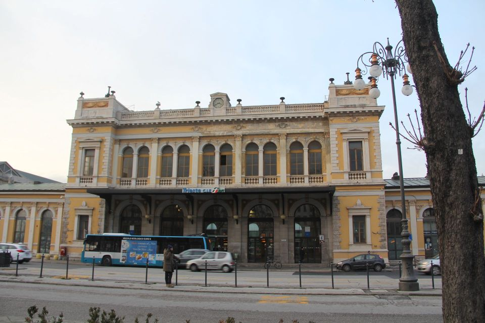 Triest Central Station