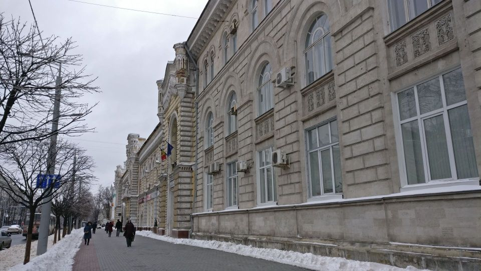 City Hall Chisinau