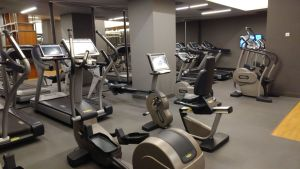 Conrad Istanbul Executive Gym
