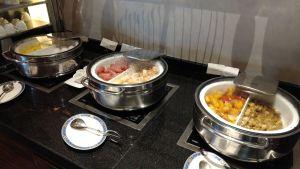 Conrad Istanbul Executive Lounge Breakfast