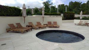 Conrad Istanbul Outdoor Pool