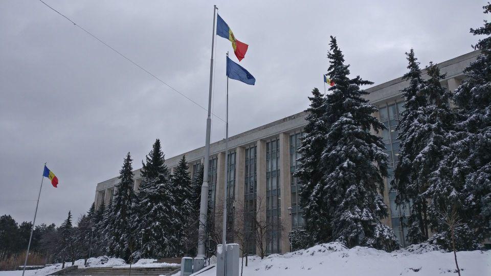 Government House Chisinau