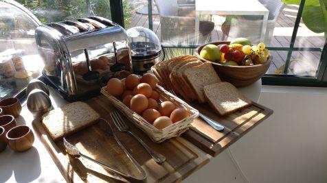 Grand Hotel des Sablettes Plage Breakfast