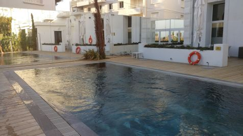 Grand Hotel des Sablettes Plage Outdoor Pool