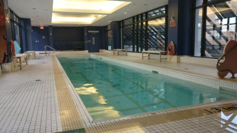 InterContinental Montreal Pool