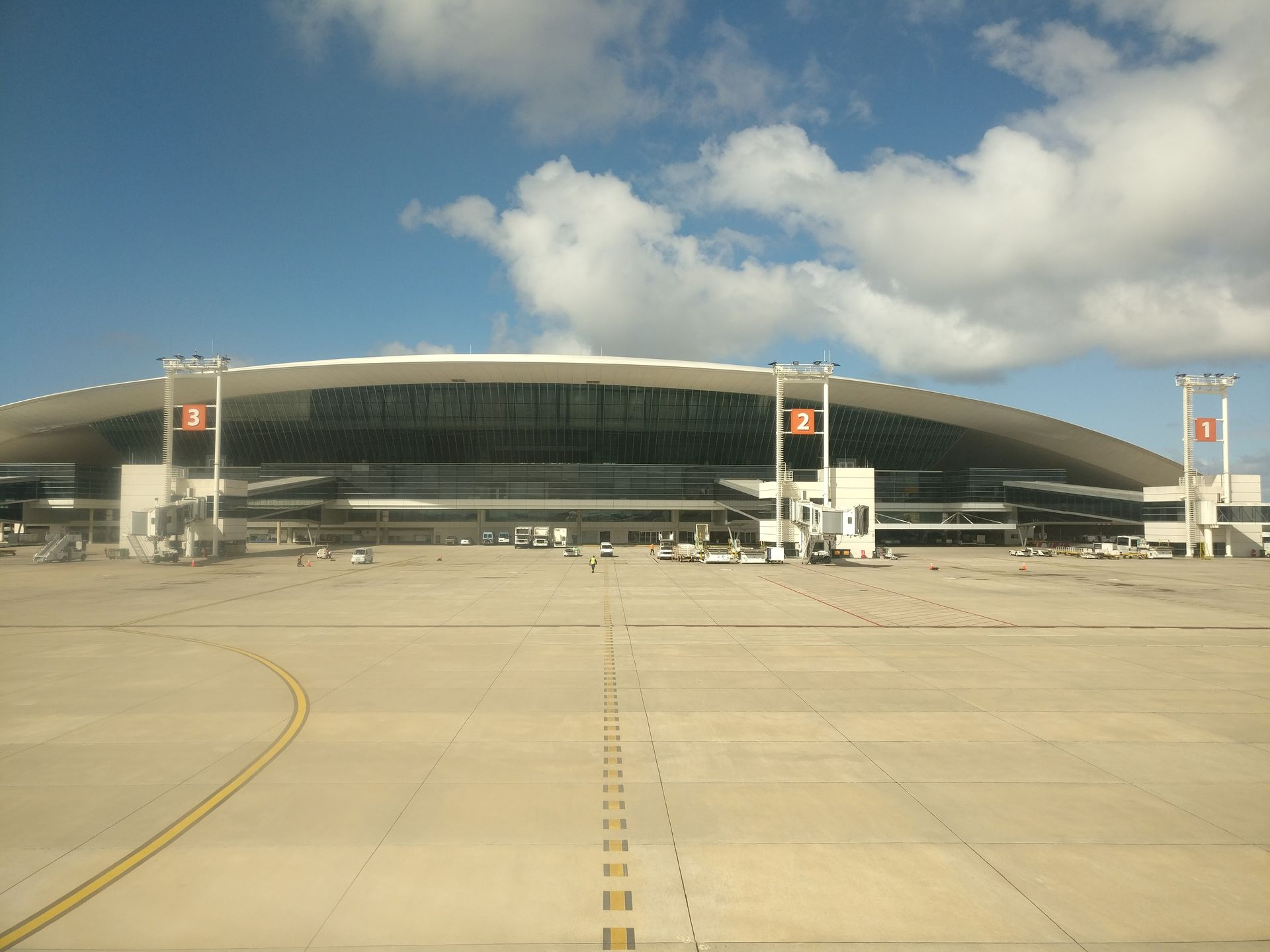 Montevideo Airport Terminal
