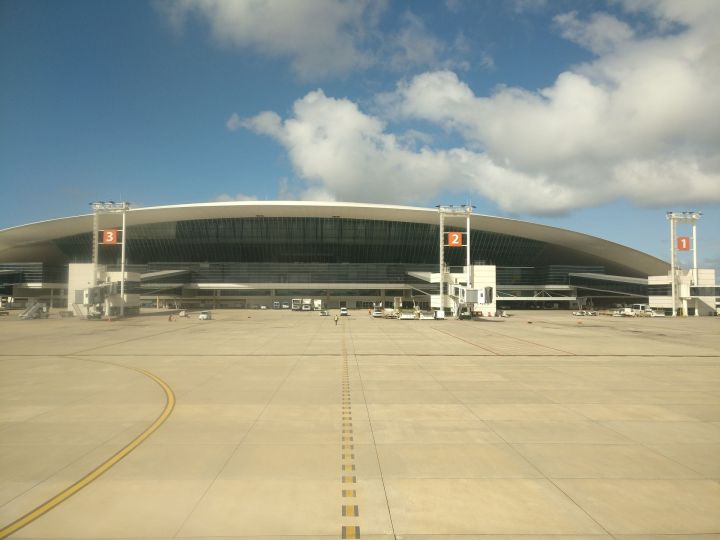 Montevideo Airport Terminal