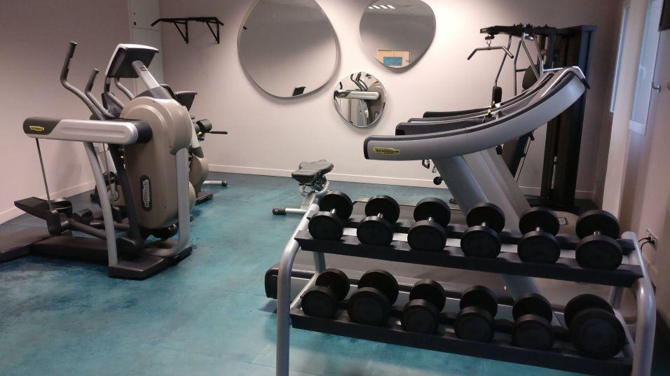 Novotel Avignon Centre Gare Gym