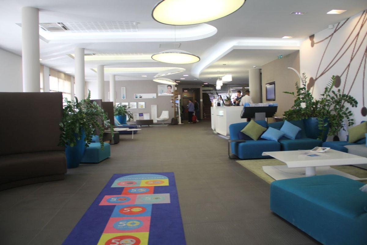 Novotel Avignon Centre Gare Lobby