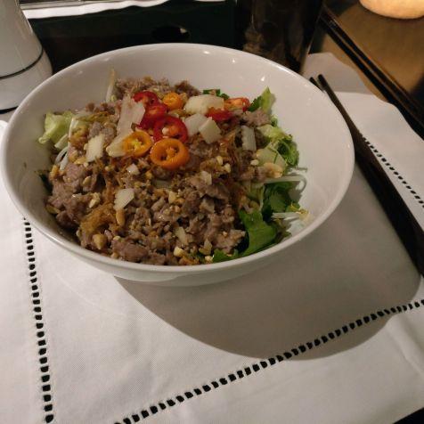 Sofitel Legend Metropole Dinner