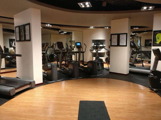 Sofitel Legend Metropole Gym