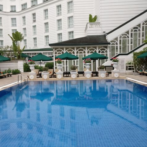 Sofitel Legend Metropole Pool