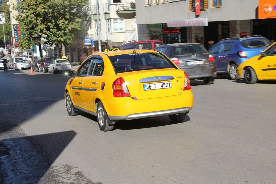 Taxi Ankara