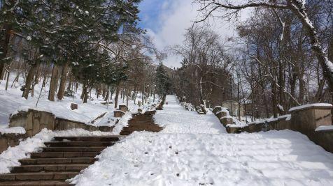 Valea Morilor Park Chisinau