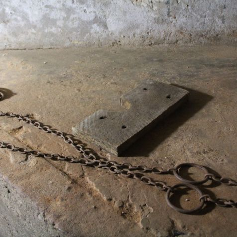 Zanzibar Stone Town Slave Trade Exhibit