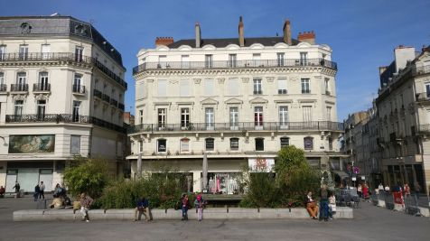 Building Angers
