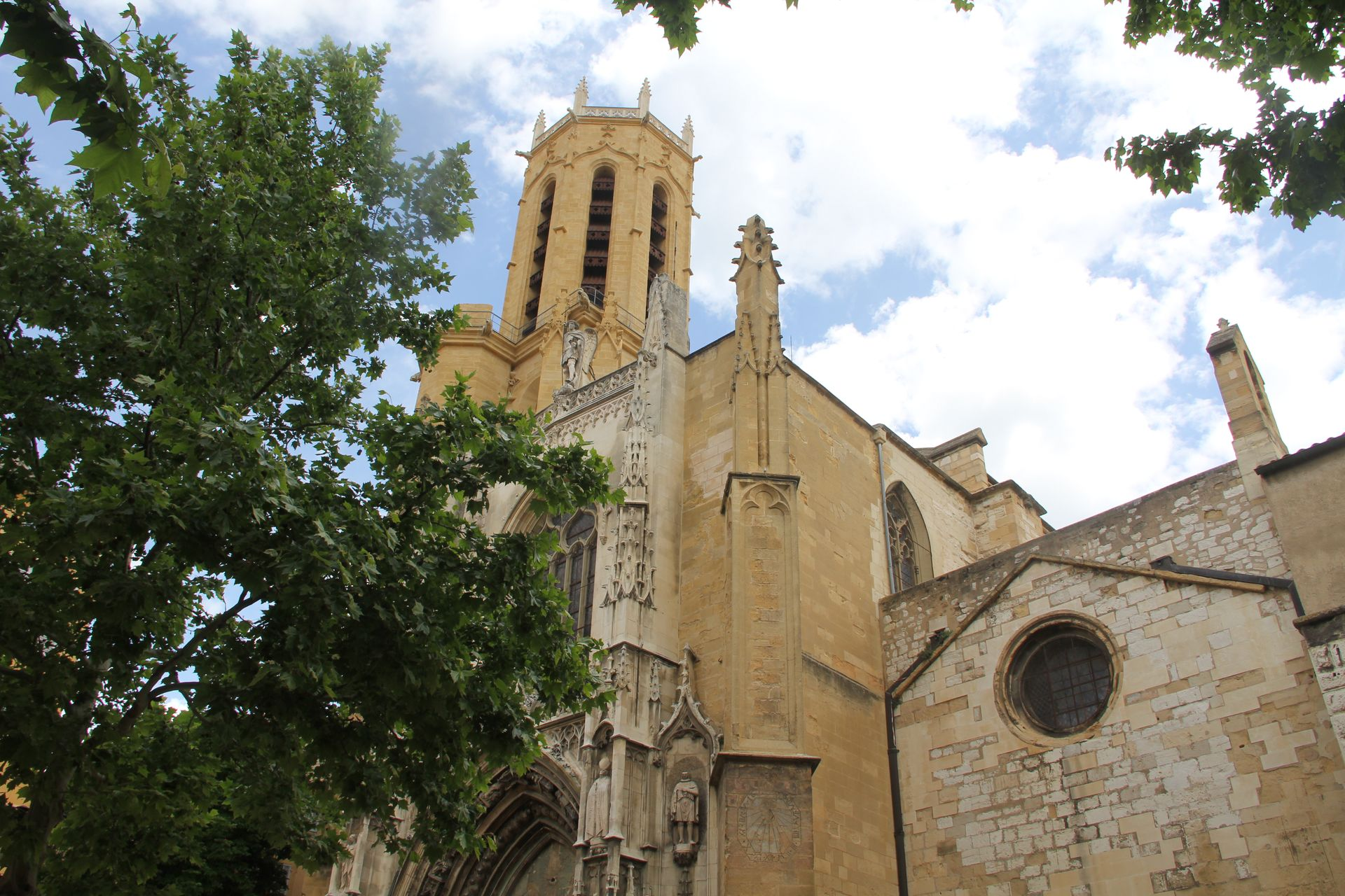 Cathedral of Aix en Provence