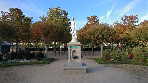 Jardin du Mail Angers