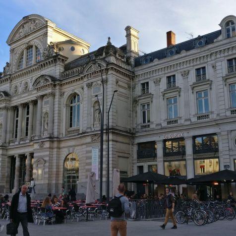 Le Grand Theatre Angers