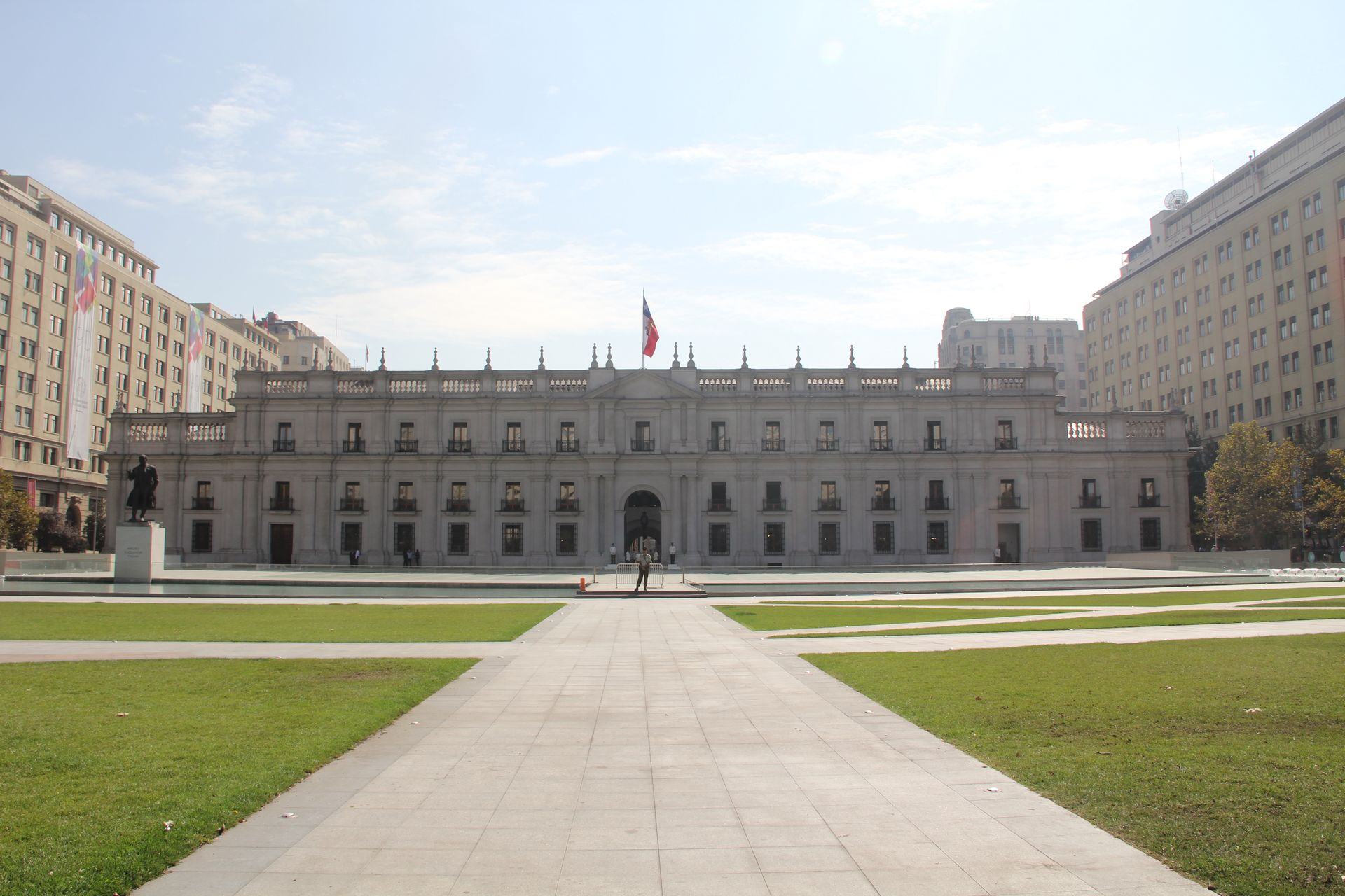 Moneda Palace Santiago de Chile