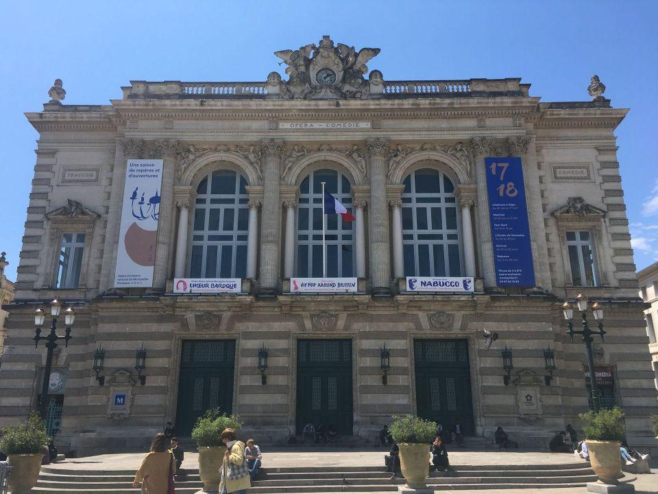 Montpellier Opera Comedie