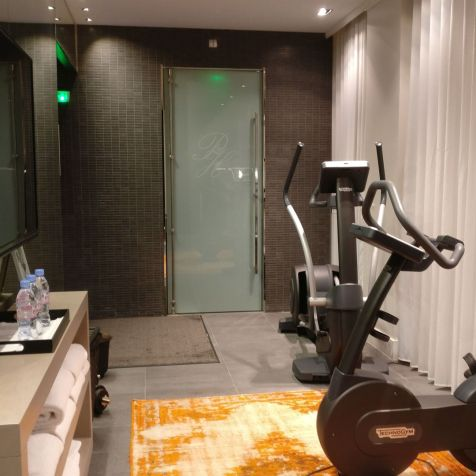 Park Hotel Grenoble Gym