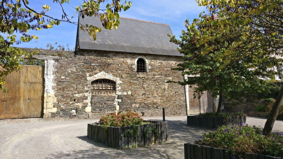 Place de la Paix Angers